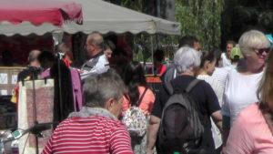 Verkaufsoffener Sonntag in Sandhausen